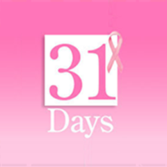 31 Days of Breast Cancer Awareness